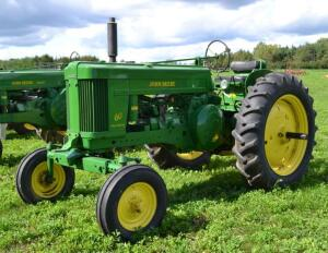 Estate of Duane Dost Vintage Tractor Auction