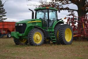 John Causie Farm Equipment Auction