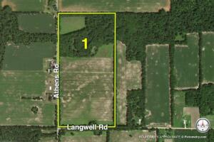 120A Vacant Land Offered in 2 Tracts, Matteson Twp, Branch County