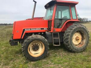 Carl Lesser Farm Machinery Online Auction