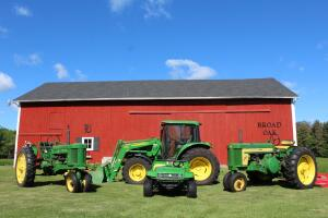 Broad Oak Farms Machinery & Personal Property Auction, Pleasant Lake