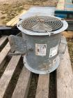 "12"" Spread All Bin Fan w/ 3/4 HP Electric Motor"