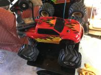 Remote Controlled Truck with Controller