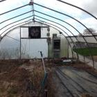 Hoop House- Approx. 48' x 15'- 720sf- includes everything inside