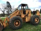 Case W-30 Loader, has extra bucket, numerous parts, recored radiator
