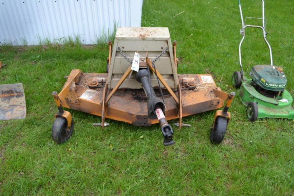 Woods RM 360 finish mower