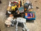 Pallet of Estate Items, Toys