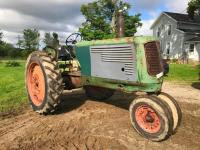 Oliver 88 Row Crop Tractor