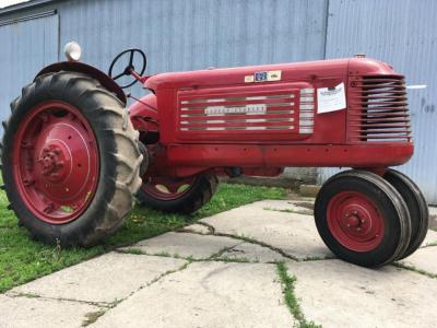 1938 Graham Bradley # Plow Tractor, S/N - not distinguishable