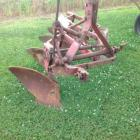 "Massey Ferguson 88 4-Bottom Plow- 16""- S/N 012320- parts only"