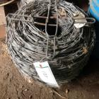 Barbed Wire- 1 1/2 Rolls
