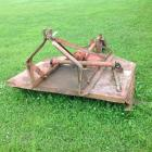 Imco 5' Brush Hog- Parts Only- Needs New Drive Gear