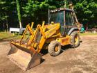 1998 Case 580 Super L Backhoe Loader **THIS ITEM IS RESERVED UNTIL 1PM OF LOAD OUT DATE**