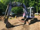 Komatsu PC75UU-2 Mini Excavator **THIS ITEM IS RESERVED UNTIL 1PM OF LOAD OUT DATE**