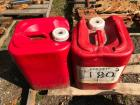 (2) Containers of Con Det Wetting Agent