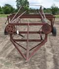 Tool Carrier- Used to Lift and Transport a Cultipacker
