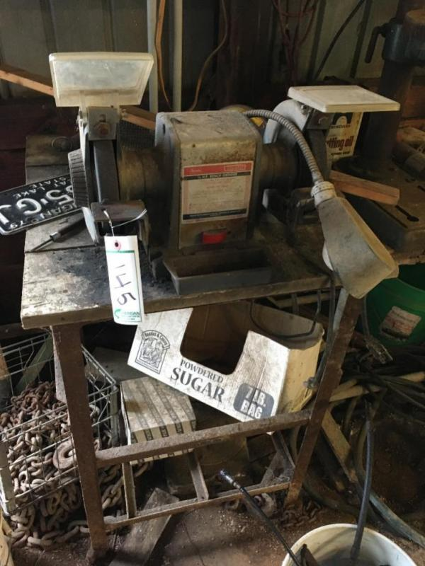 Fantastic Craftsman 1 2Hp Bench Grinder And Stand Forskolin Free Trial Chair Design Images Forskolin Free Trialorg