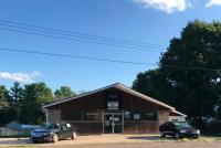 **PROPERTY WILL SELL TO THE HIGHEST BIDDER!** 211 Adams St, Leslie- 2280sf building plus 1800sf cement floor pole barn, on .996 acres