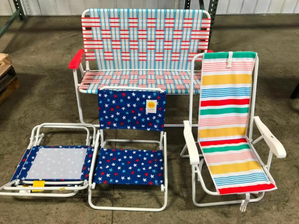 Superb 5 Folding Beach Chairs Lamtechconsult Wood Chair Design Ideas Lamtechconsultcom