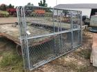 Outdoor Dog Kennel Panels
