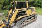 2002 ASV 4810 with 1500 hours Cat engine 3054T MO