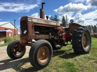 Allis Chalmers D17 Tractor, runs and drives fine