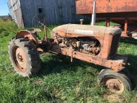 Allis-Chalmers WC Tractor, not currently running