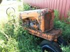 Allis-Chalmers WC Parts Tractor