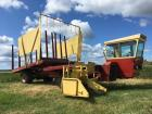 New Holland Super 1049 Bale Stacker Truck, S/N - 4717