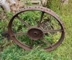 Steel Wagon Wheel
