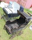 2 Vintage children buggies