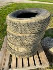 4- 235/ 80 R16 Trailer Tires