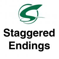 Staggered Endings- 8 lots/minute