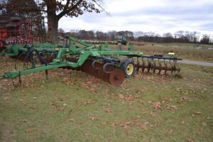 John Deere 637 Rock Flex Disc