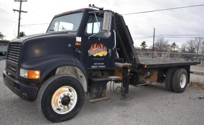 1991 International 7100 Truck, VIN # 1HSHAZ7N2MH317802
