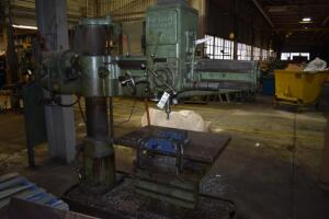 Cincinnati Bickford Drill Press