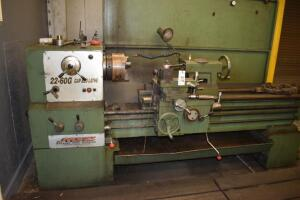 MSC 22-60G Gap Bed Lathe