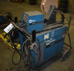Miller CP-300 Welder with Miller 60 Series Wire Feeder