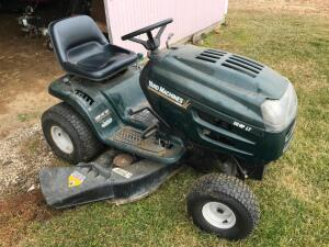 "Yard Machines 20HP/46"" Cut Lawn Mower"