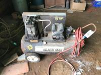 Sanborn 5HP Air Compressor