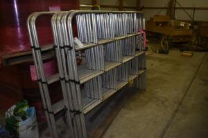 aluminum panels portable horse pen