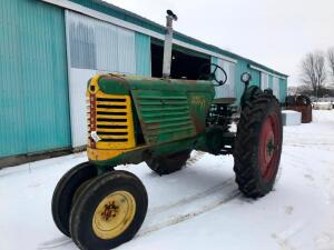 1950 Oliver 77 Row Crop Tractor