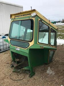 John Deere Year-A-Round Cab off 4020