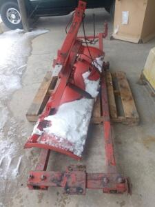 Snow Blade- Came off a Ford 8N Tractor