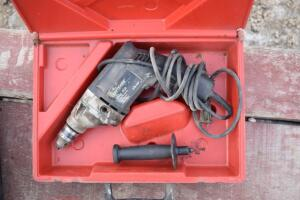 "Craftsman 3/8"" Electric Drill"