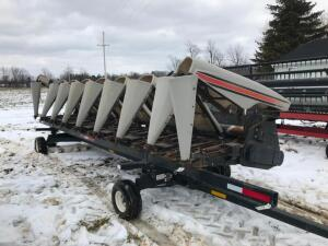 Agco 8 Row Corn Head - Header Cart Sold Separate