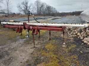 5 Shank NH3 Toolbar with Rope Wick Applicator