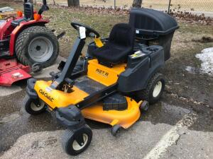 "2016 Cub Cadet RZT S 50"" Zero Turn Rider with Bagging System"