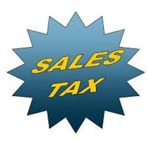 What About Sales Tax?