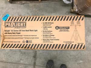 Twin Head Work Light